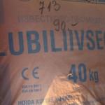 LUBILIIVSEGU - Kaļķa smilšu maisījums - 90 EEK